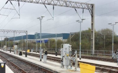 Northern Hub Electrification – Allerton Depot