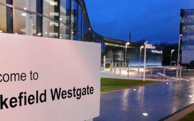 Wakefield Westgate Station Redevelopment