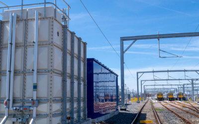 Blackpool Depot