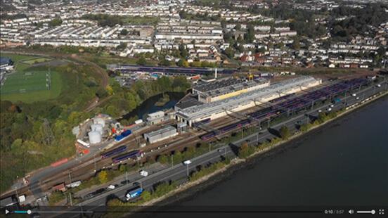 Plymouth Laira Depot