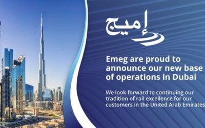 New Dubai Base of Operation!