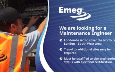 Maintenance Engineer (London)