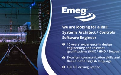 Rail Systems Architect / Controls Software Engineer