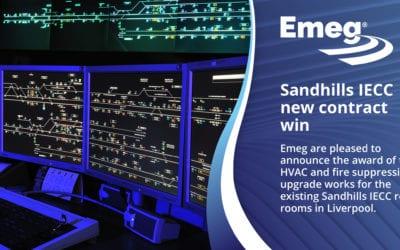 Sandhills IECC New Contract Win – HVAC & Fire Suppression