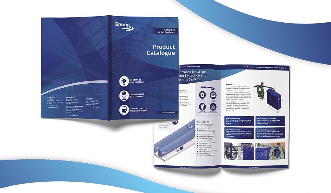 Emeg Product Catalogue banner