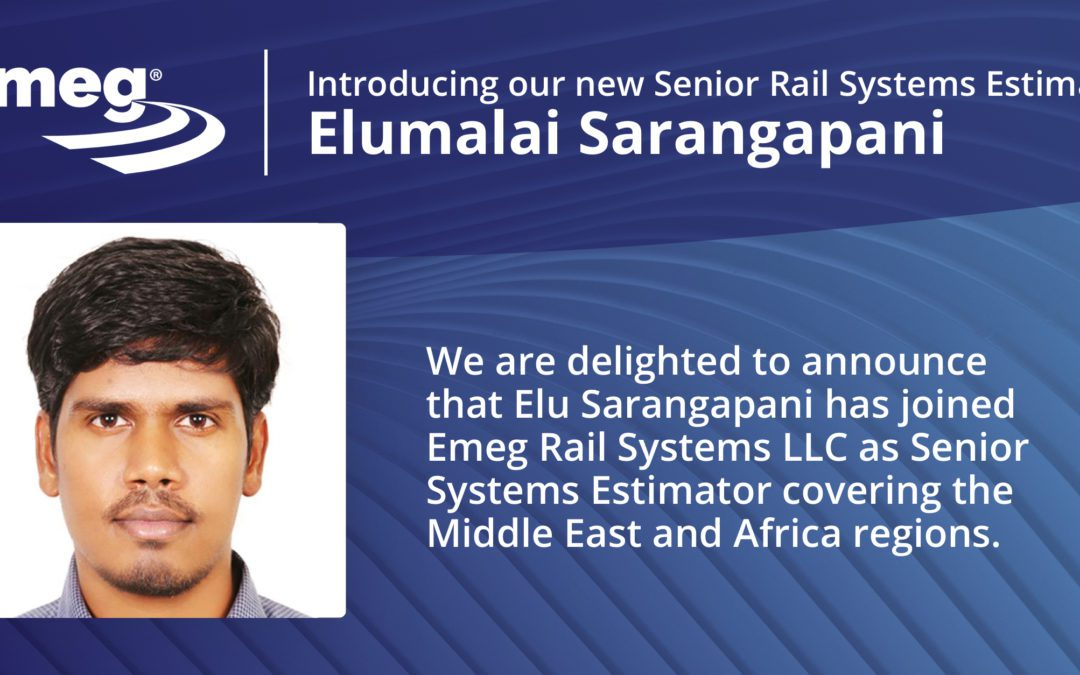 Elu Sarangapani, Senior Systems Estimator