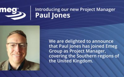 Paul Jones Joins Emeg Group as Projects Manager (South)