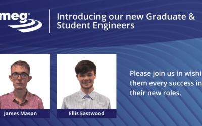 Introducing Emeg's New Graduate & Student Engineers