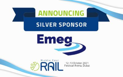 Silver Sponsor of Middle East Rail Expo in Dubai